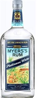 Myers's Rum Platinum 750ml
